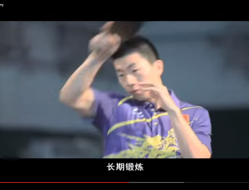 VIDEO: What is Geng Table Tennis Academy?